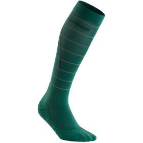 cep Reflective Socks Women green